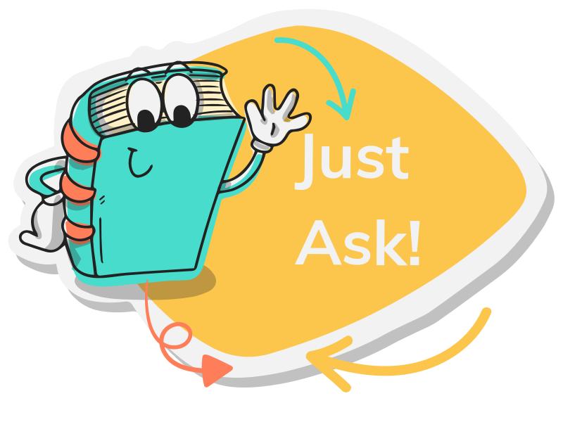 Just Ask Cartoon