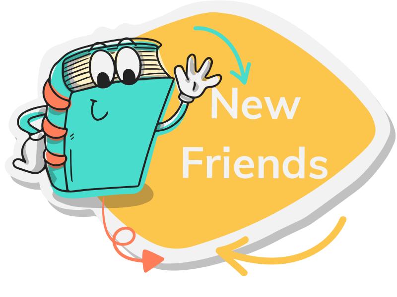 friends Cartoon