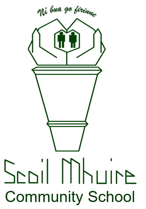 Scoil Mhuire Crest